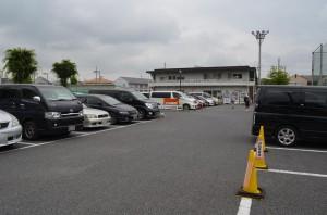 堀崎公園グランド第一駐車場