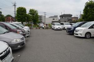 さいたま市堀崎公園グランド第二駐車場