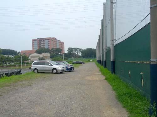 平塚グランド駐車場