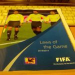サッカー競技規則2013/2014