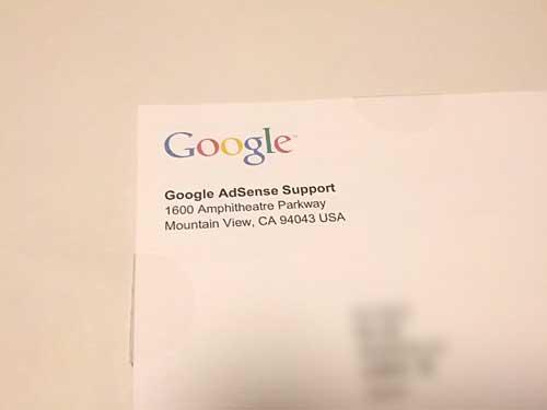 Google Adsense(グーグルアドセンス) PIN