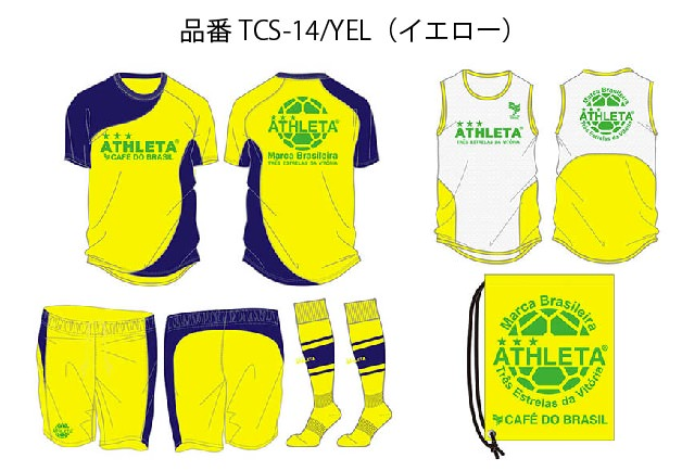 品番TCS-14/YEL(イエロー)